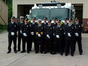 North Strabane Fire Department Group Picture