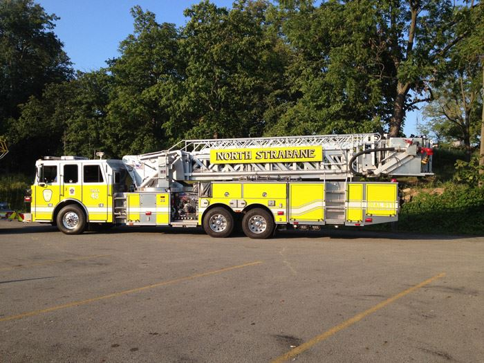 Truck 48 2008 Sutphen SPH100 300-Gallon 2000 Pump